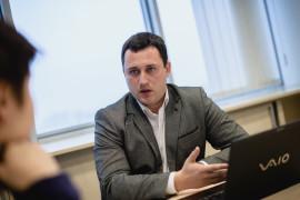 Малый бизнес готов на эксперименты — начальник департамента по работе с МСБ «Киевстар»