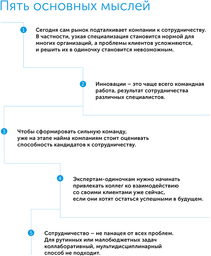 Смарт-сотрудничество, автор Хайди Гарднер   Kyivstar Business Hub, изображение №2