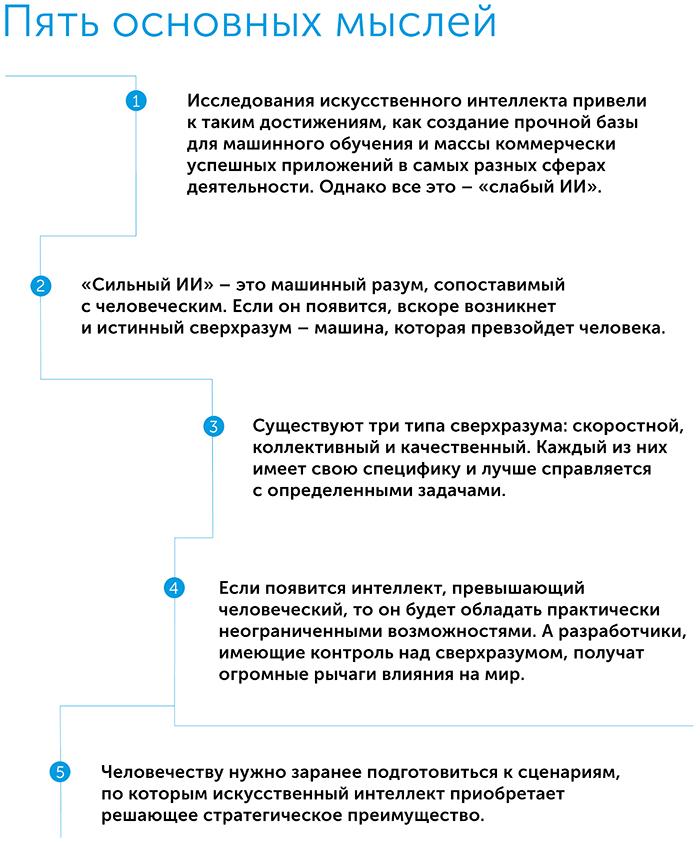 Искусственный интеллект. Этапы. Угрозы. Стратегии, автор Ник Бостром   Kyivstar Business Hub, изображение №2