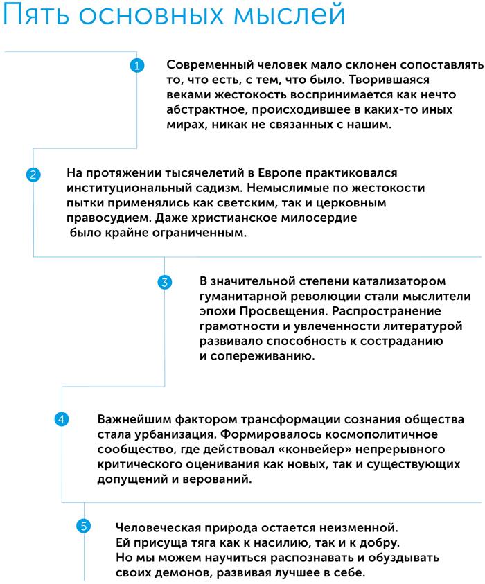 Лучшее в нас. Почему насилия становится меньше, автор Стивен Пинкер | Kyivstar Business Hub, изображение №2