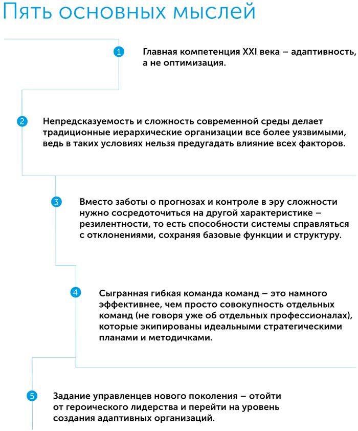 Команда команд: правила вовлеченности в сложном мире, автор Крис Фасселл | Kyivstar Business Hub, изображение №2