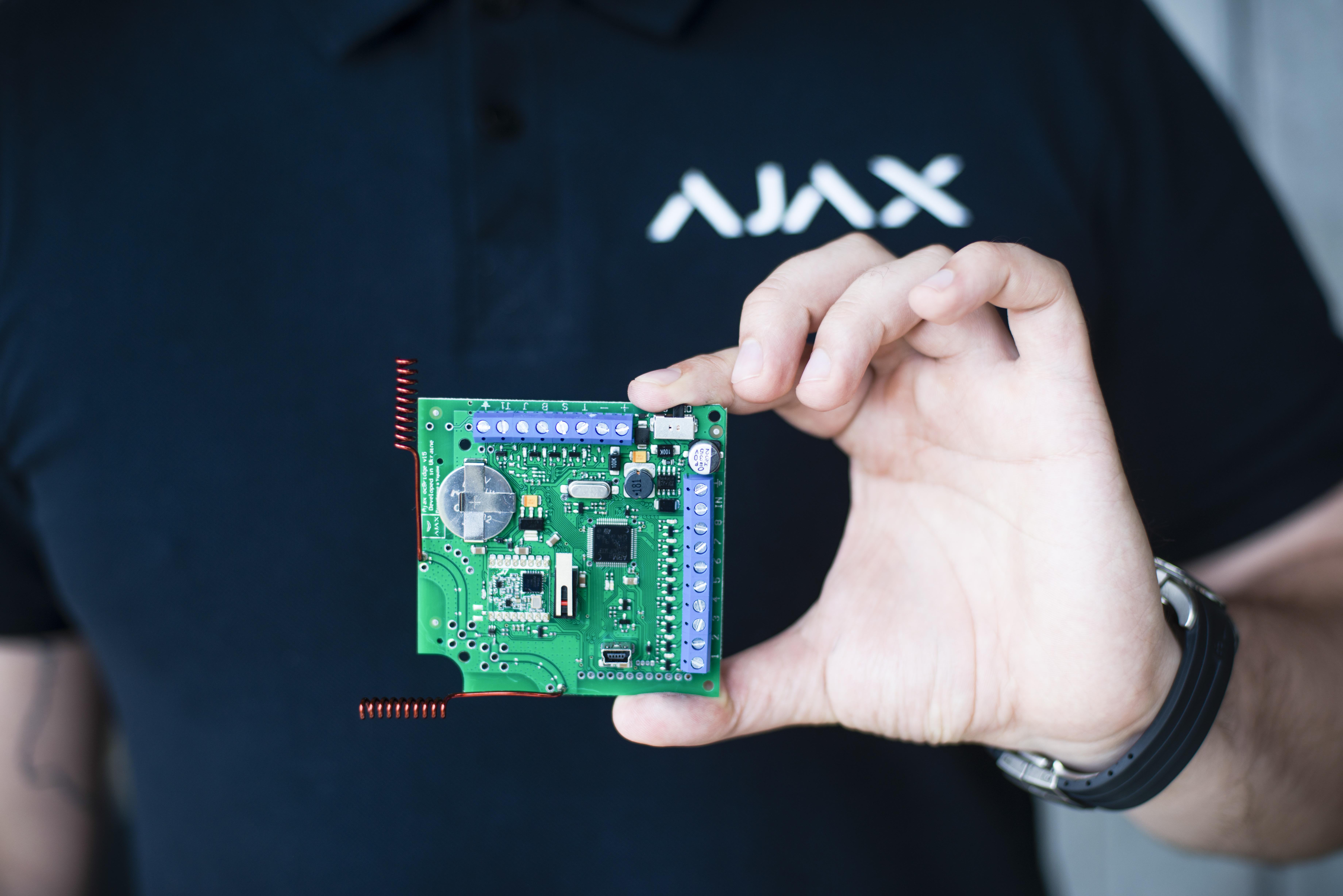 История успеха от Ajax Systems: как построить производство в Украине