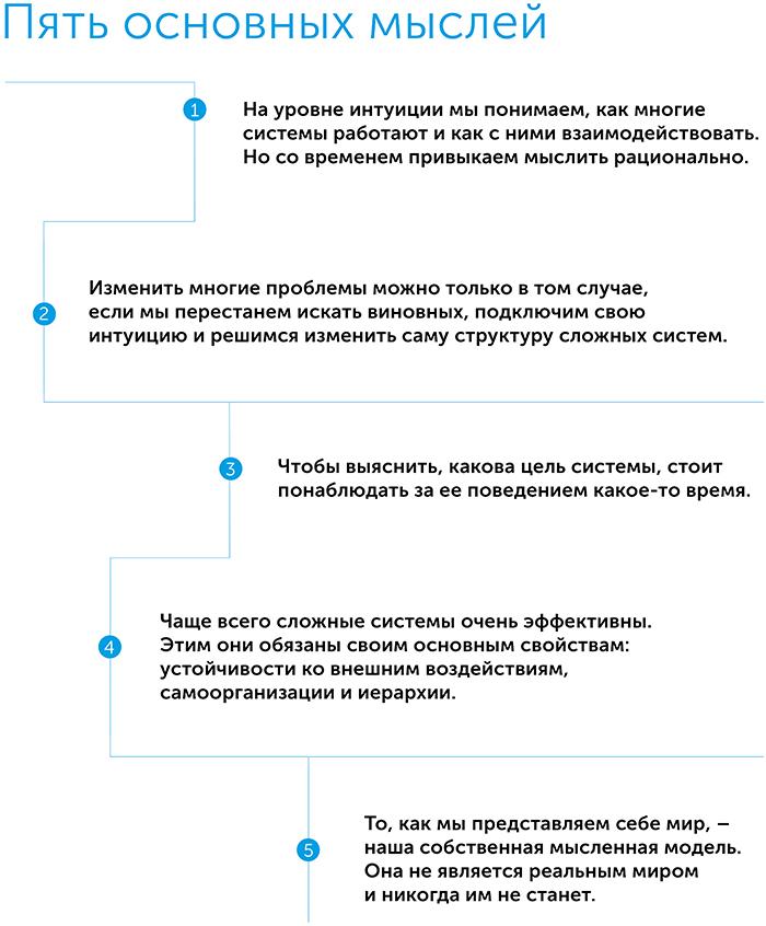 Азбука системного мышления. Как понять поведение систем, автор Медоуз Донелла | Kyivstar Business Hub, изображение №2