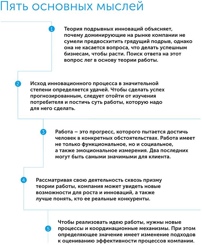 Как конкурировать, не полагаясь на удачу: история об инновациях и выборе потребителя, автор Карен Диллон | Kyivstar Business Hub, изображение №2