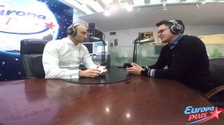 Digital директор компанії Київстар в ефірі радіостанції Europa plus