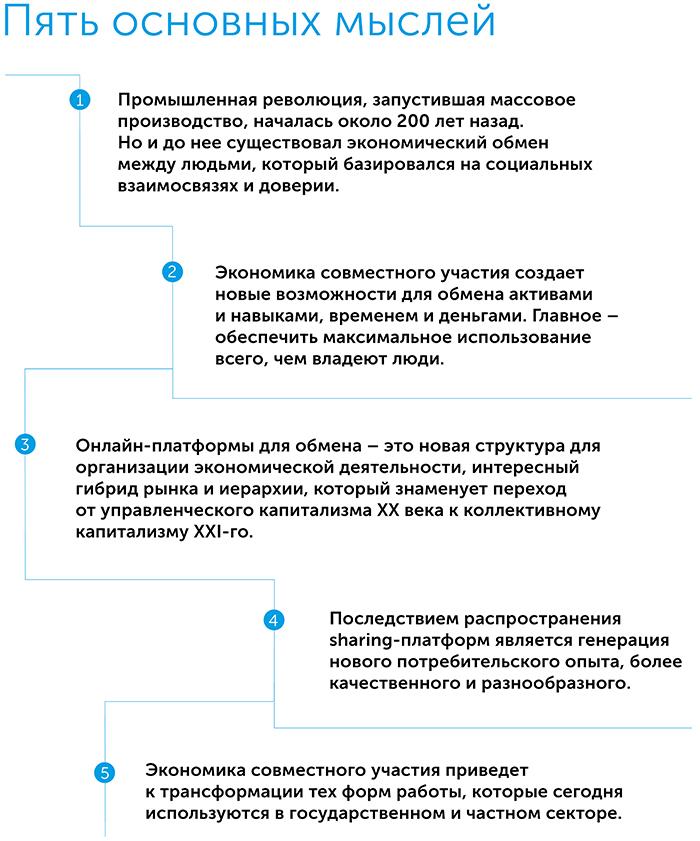 Экономика совместного участия, автор Арун Сундарараджан | Kyivstar Business Hub, изображение №2