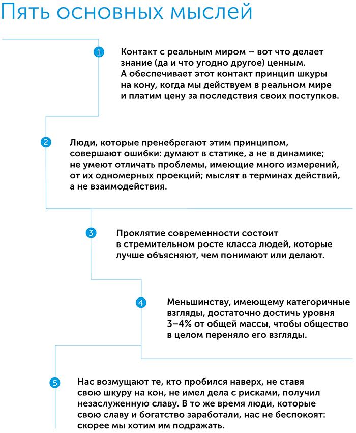Своя шкура на кону: скрытые асимметрии в повседневной жизни, автор Нассим Николас Талеб | Kyivstar Business Hub, изображение №2