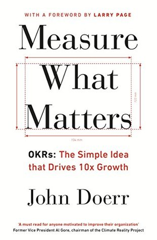 Measure What Matters3