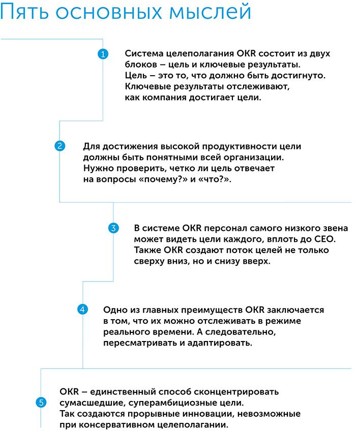 Измеряй важное. Okr. Простая идея для десятикратного роста, автор Джон Доэр | Kyivstar Business Hub, изображение №2
