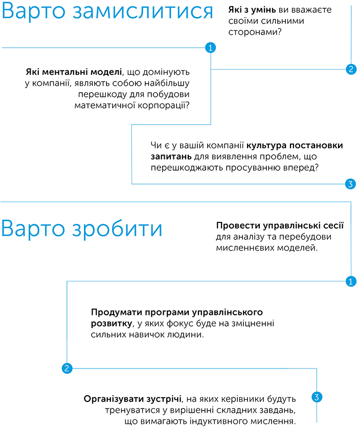 Математична корпорація. Як машинний інтелект і людська винахідливість досягають неможливого, автор Джош Салліван | Kyivstar Business Hub, зображення №4