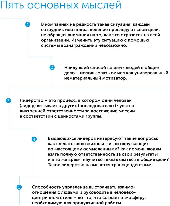 Революция смысла. Сила трансцендентного лидерства, автор Фред Кофман   Kyivstar Business Hub, изображение №2