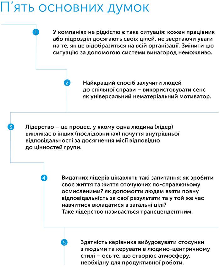 Революція сенсу. Сила трансцендентного лідерства, автор Фред Кофман | Kyivstar Business Hub, зображення №2