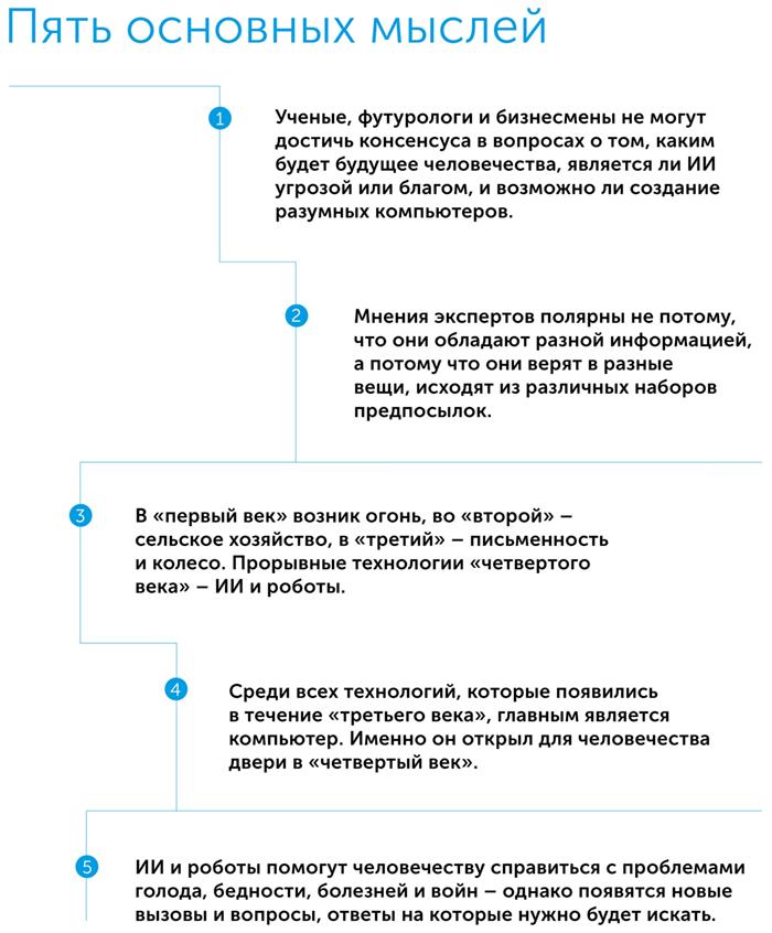 Четвертый век: умные роботы, сознательные компьютеры и будущее человечества, автор Риз Байрон | Kyivstar Business Hub, изображение №2