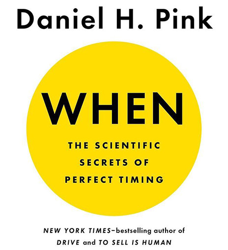The Scientific Secrets of Perfect Timing