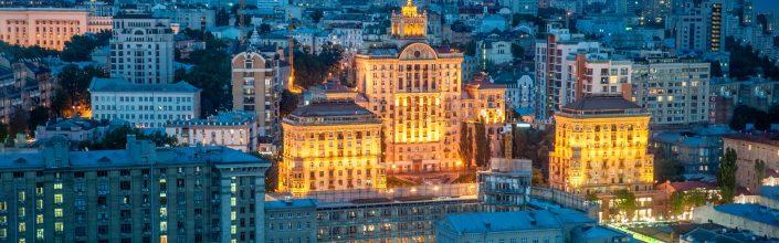 Великі дані великого міста: як Big Data змінює життя Києва
