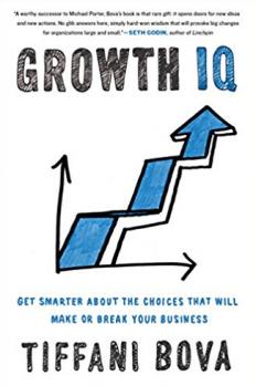 IQ роста. Как принимать важные решения в бизнесе, автор Тиффани Бова | Kyivstar Business Hub, изображение №1