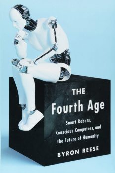 Четверта доба: розумні роботи, свідомі комп'ютери і майбутнє людства, автор Різ Байрон | Kyivstar Business Hub, зображення №1