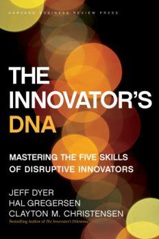ДНК инноватора, автор Дайер Джефф | Kyivstar Business Hub, изображение №1