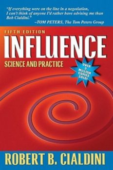 Психология влияния. Убеждай. Воздействуй. Защищайся, автор Роберт Чалдини   Kyivstar Business Hub, изображение №1