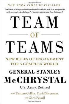 Команда команд: правила вовлеченности в сложном мире, автор Крис Фасселл | Kyivstar Business Hub, изображение №1