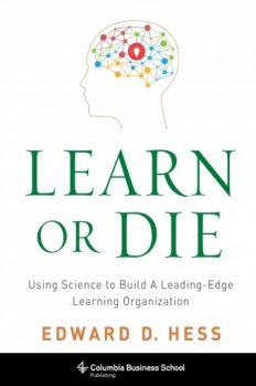 Обучайся или умри, author Эдвард Хесс | Kyivstar Business Hub, image №1
