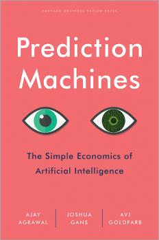 Машины для предсказаний. Экономика искусственного интеллекта, автор Агравал Аджай   Kyivstar Business Hub, изображение №1