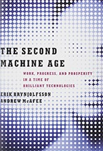 Второй век машин, автор Эрик Бринолфссон | Kyivstar Business Hub, изображение №1