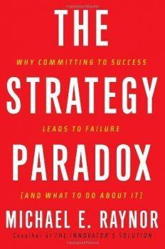 Стратегический парадокс, автор Рейнор Майкл | Kyivstar Business Hub, изображение №1