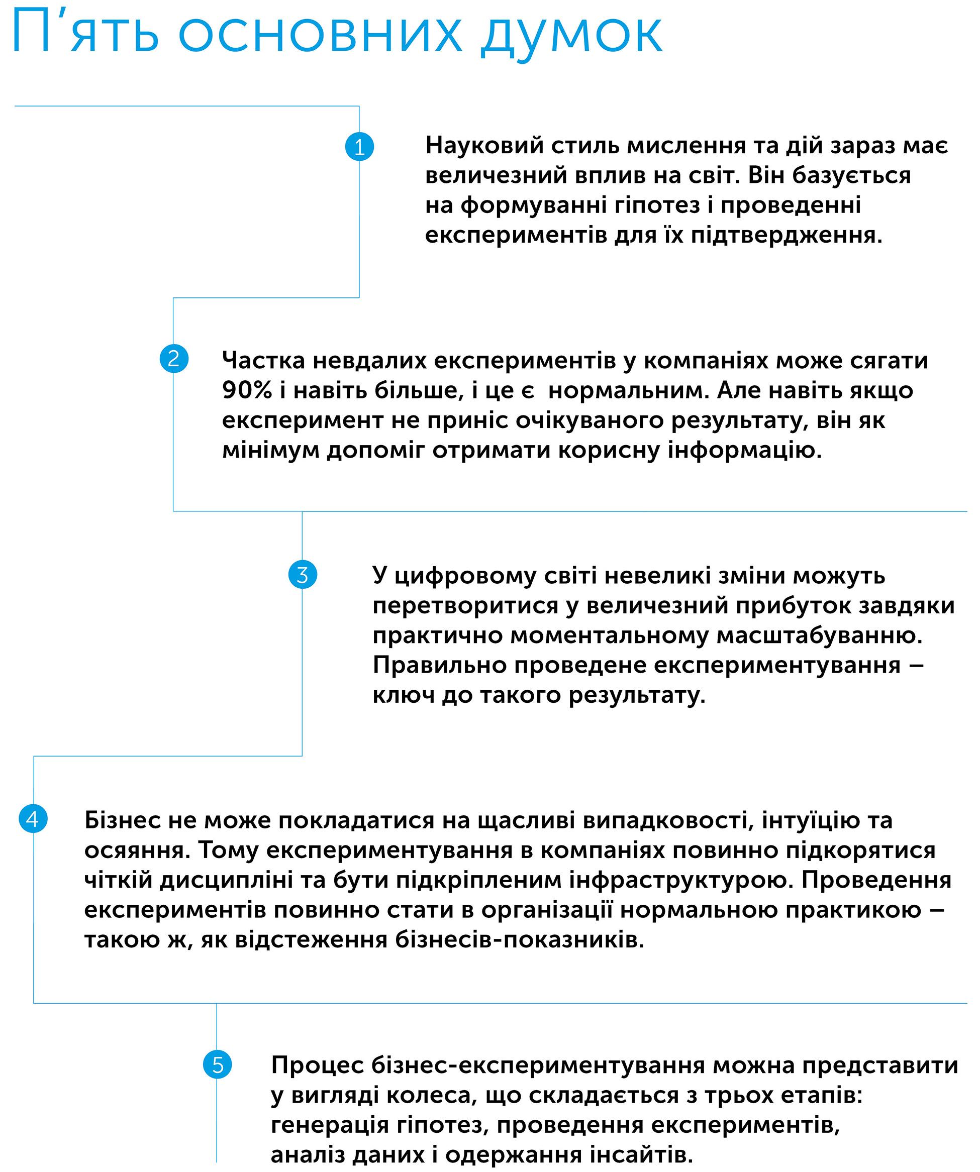 Експериментування працює. Дивовижна сила бізнес-експериментів, автор Стефан Томке | Kyivstar Business Hub, зображення №2