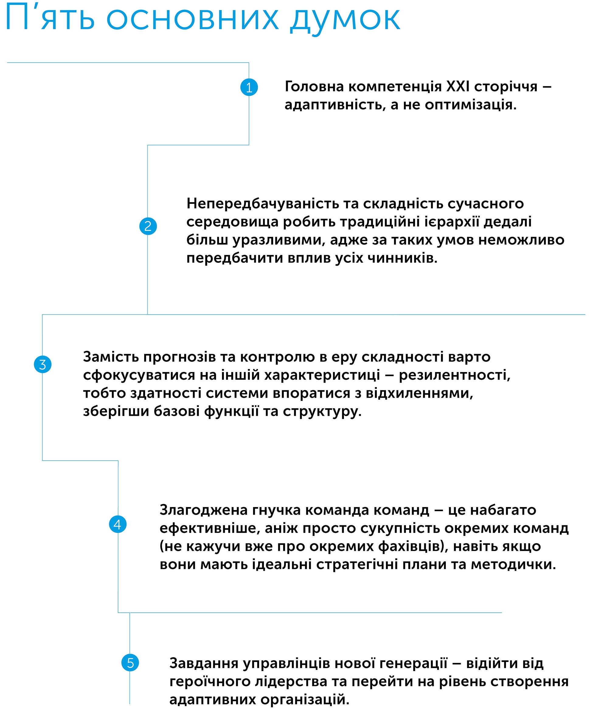 Команда команд: правила взаємодії у складному світі, автор Кріс Фасселл | Kyivstar Business Hub, зображення №2