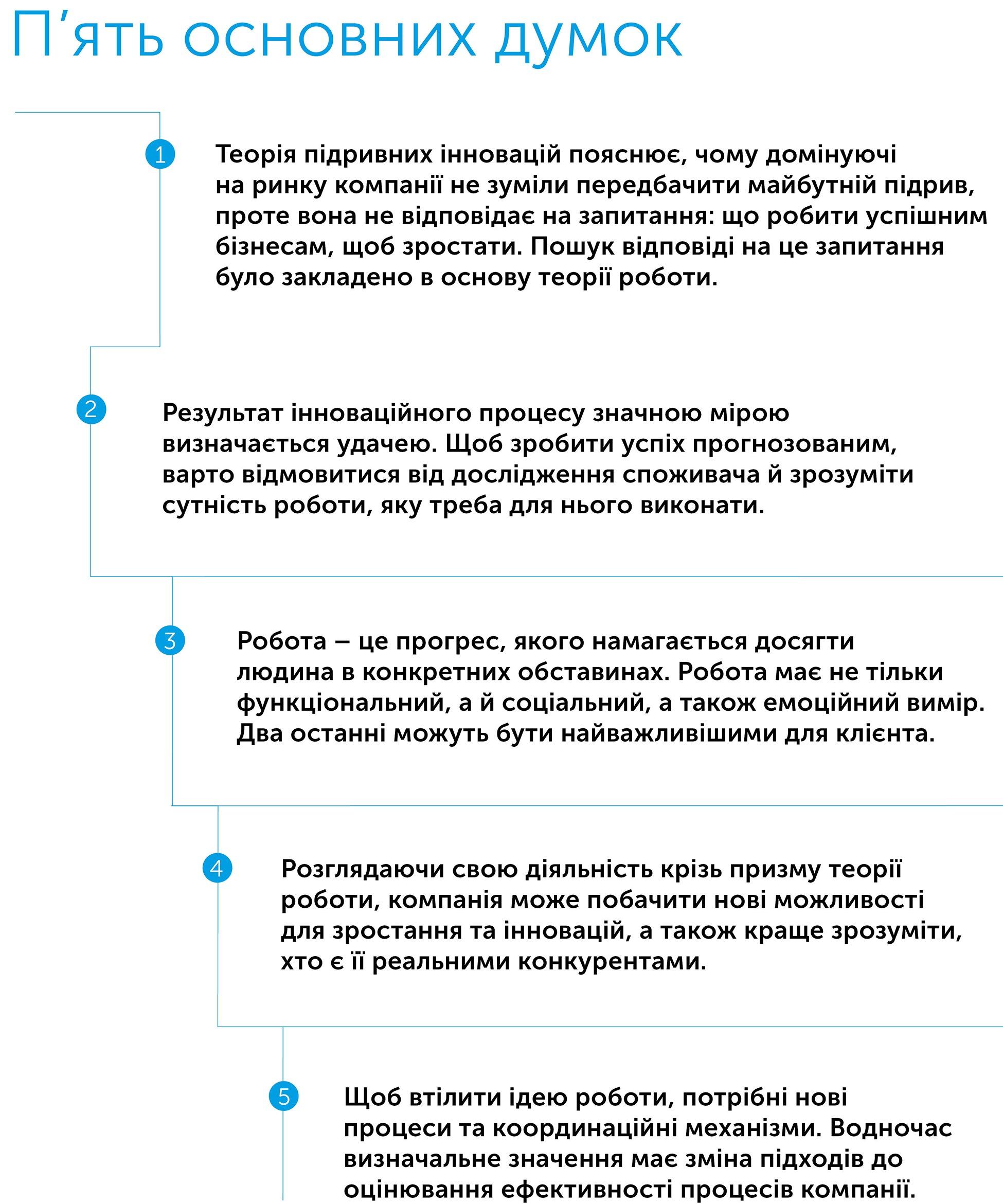 Як конкурувати, не покладаючись на удачу: історія про інновації та вибір споживача, автор Карен Діллон   Kyivstar Business Hub, зображення №2