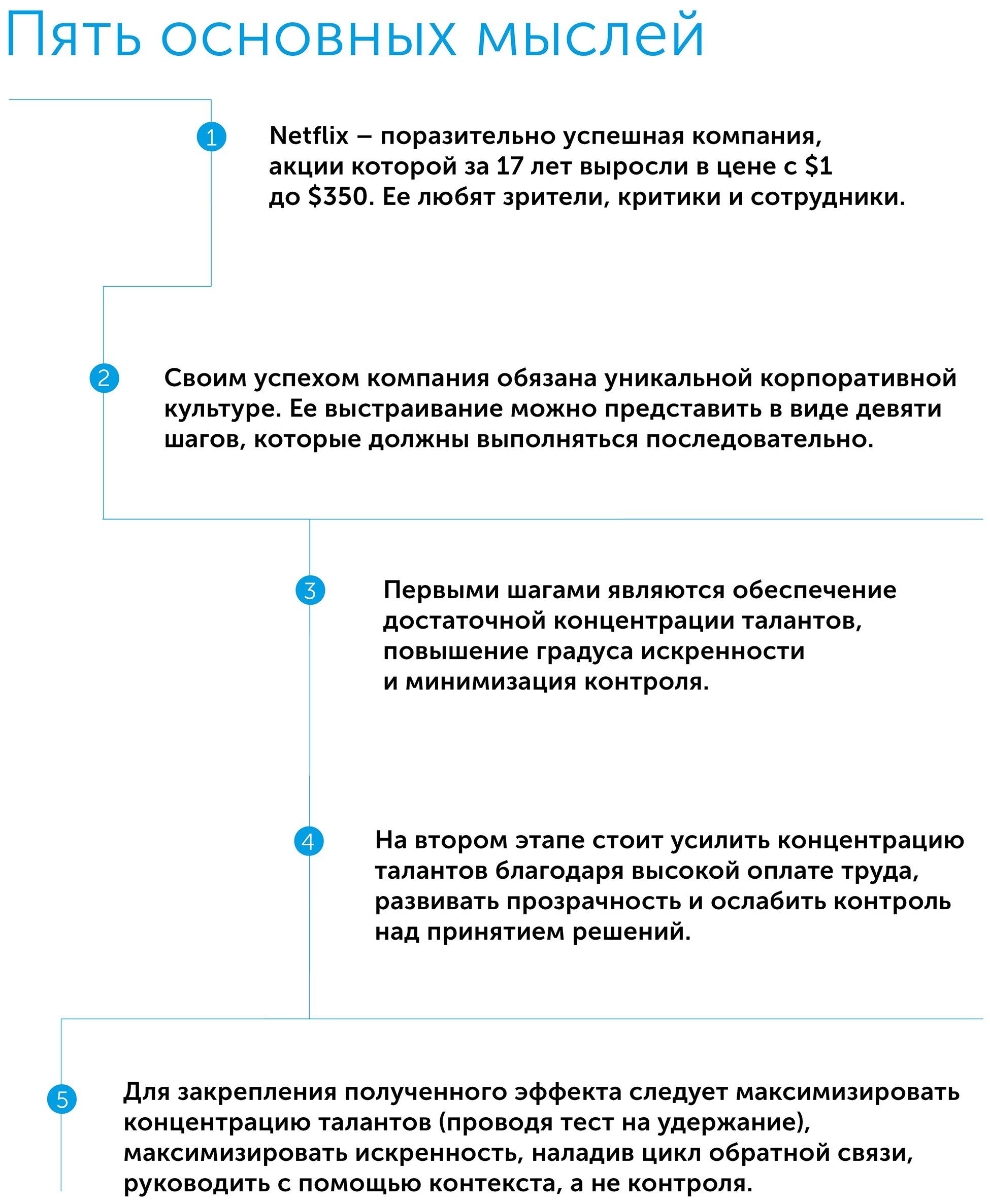 Правило «никаких правил», автор Рид Хастингс | Kyivstar Business Hub, изображение №2