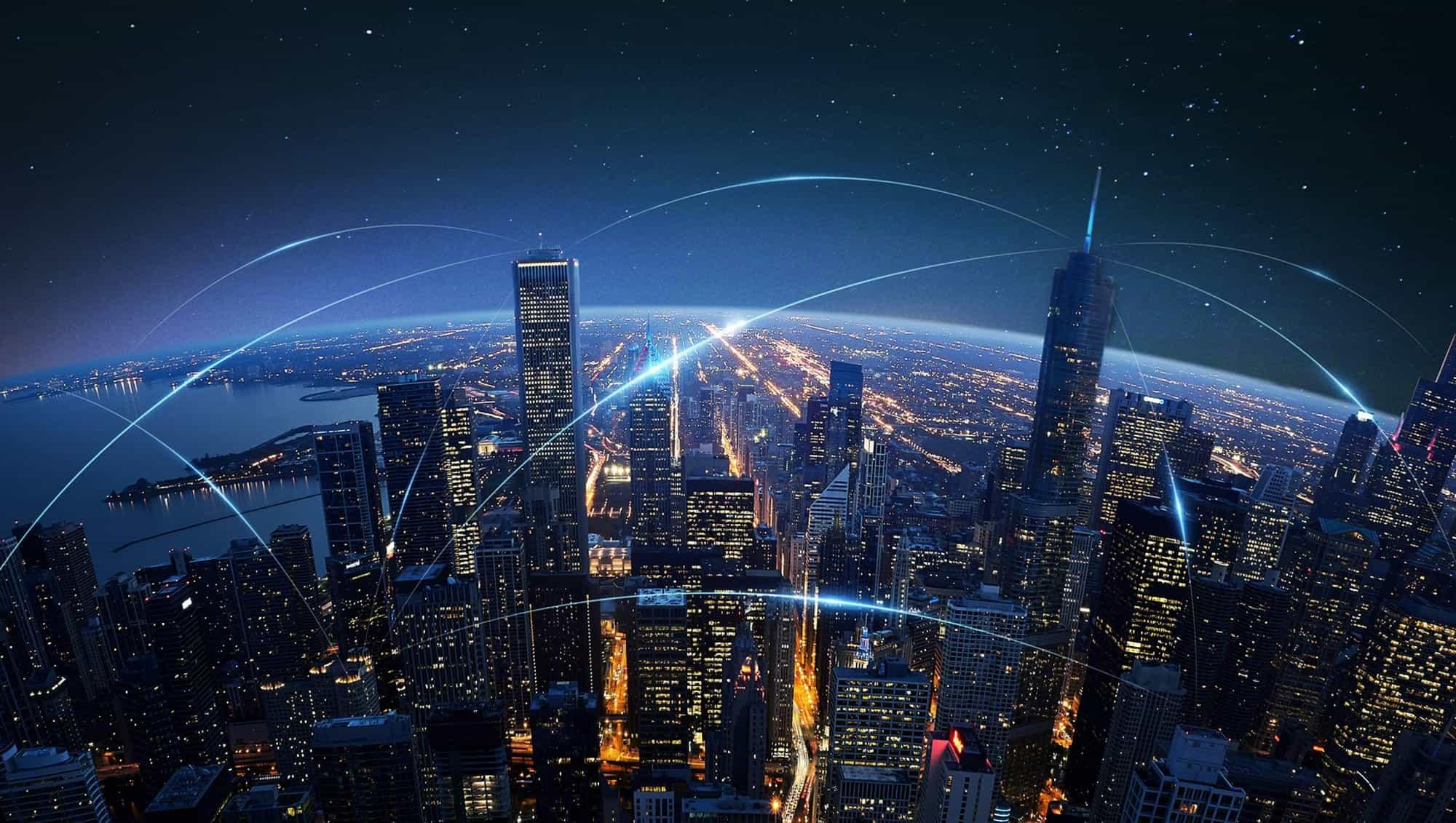 Комфортне та безпечне місто: концепція Smart City від Київстар | Kyivstar Business Hub зображення №1