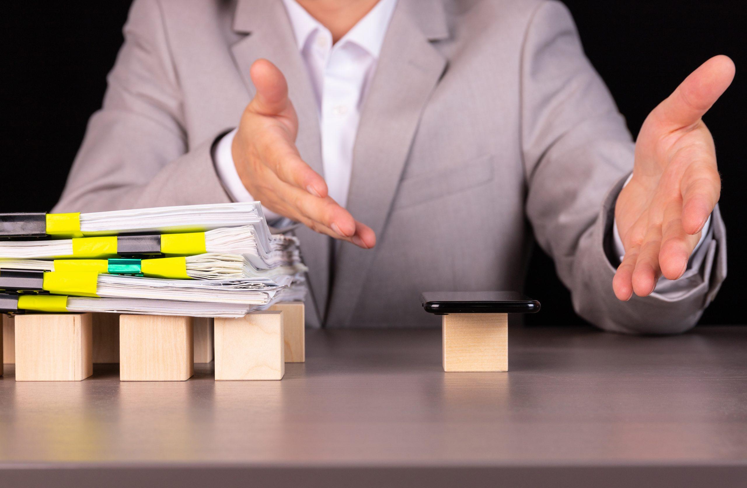 Чому варто перейти на електронний документообіг, автор Київстар | Kyivstar Business Hub, зображення №1