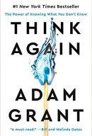 Подумай ще раз, автор Адам Ґрант | Kyivstar Business Hub, зображення №3