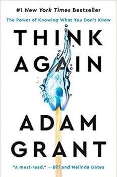 Подумай еще раз, автор Адам Грант | Kyivstar Business Hub, изображение №1