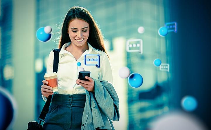 «Це про мене!» або Як працює персоналізований маркетинг — на прикладі SMS-розсилки   Kyivstar Business Hub зображення №1