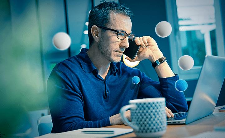 Работа удаленно и в офисе — гибридный формат рабочего режима   Kyivstar Business Hub изображение №1